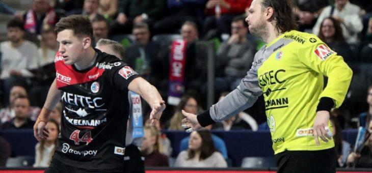 HC Erlangen: erster Heimsieg 2019 gegen den Bergischen HC