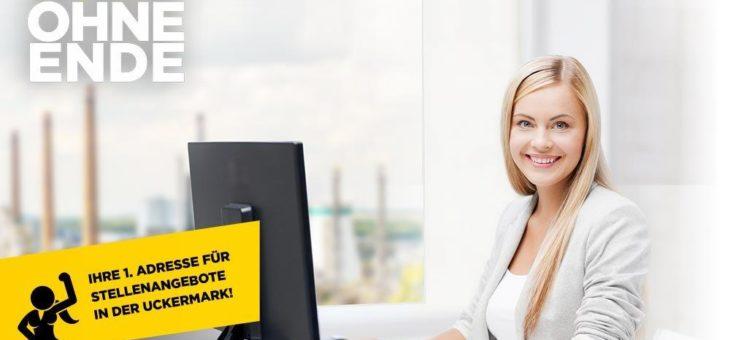 Der Regionale Stellenmarkt Uckermark erscheint im neuen Design und erhält den Namen Joe
