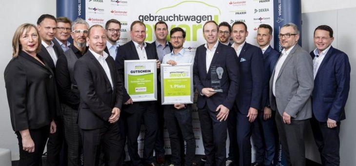 Auto Bierschneider ist bester  Gebrauchtwagenhändler Deutschlands
