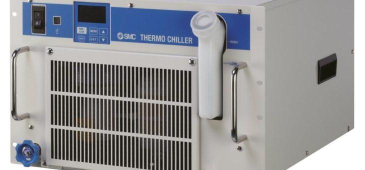 Cool bleiben, Platz sparen: Die neuen Kühl- und Temperiergeräte von SMC