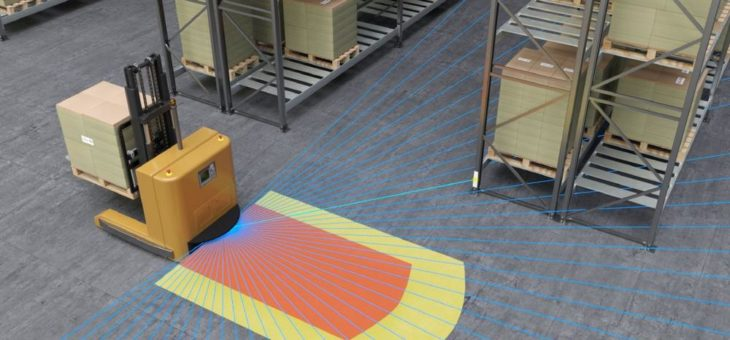 Leuze electronic zeigte Safety-Kompetenz auf der LogiMAT 2019