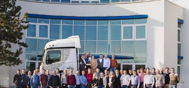 Daimler Supplier Award for MEKRA Lang