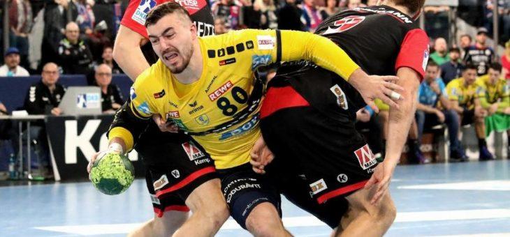 HC Erlangen gelingt gegen die Löwen eine kleine Sensation