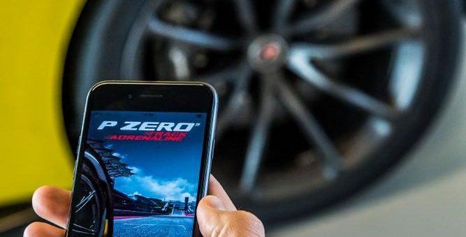 Pirelli präsentiert auf dem Genfer Automobil-Salon den P Zero Winter: Der erste Winterreifen mit der Performance eines Sommerreifens