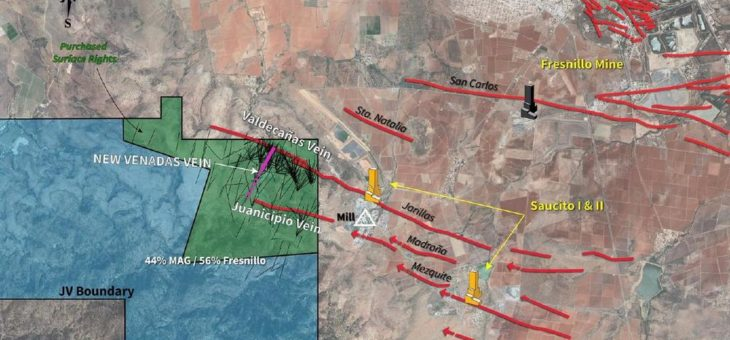 Venadas Venenentdeckung eröffnet neues Explorationspotenzial von Juanicipio