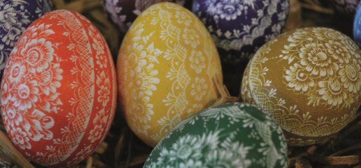 Das goldene Ei – Osterei-Ausstellung ab dem 17.3. in Ratingen