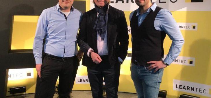 Recap: straightlabs auf der Learntec 2019