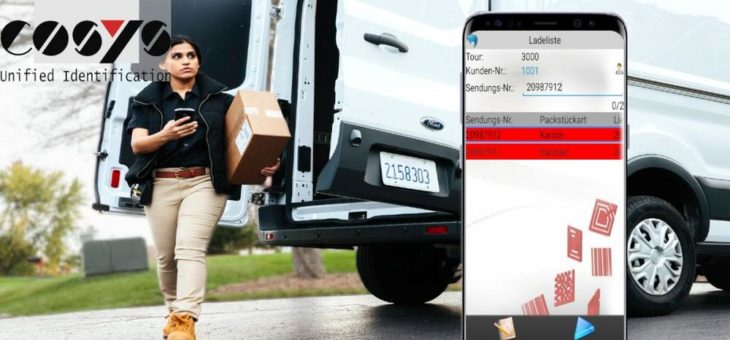 Transportschäden mit MDEs und Smartphones erfassen