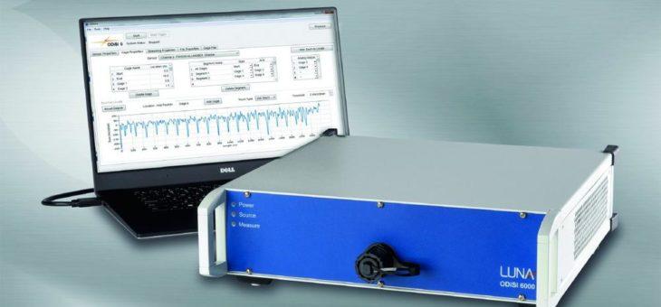 Neues Einsteiger-System für faseroptische Temperatur- und Dehnungsmessung  in hoher Auflösung