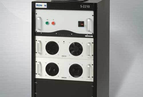 Neues System für flächenhaftes Sintern gedruckter Elektronik