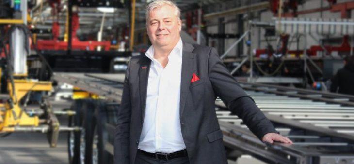 Mark Engelen neuer Direktor Nordwesteuropa Key Account Management bei Kögel BeNeLux B. V.