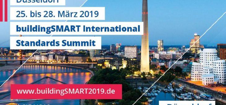 ALLPLAN auf dem buildingSMART International Standards Summit in Düsseldorf 2019
