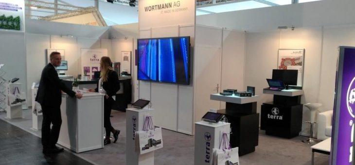 WORTMANN AG zeigt Industry-IT bei der Hannover Messe
