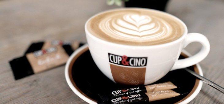 CUP&CINO – The Barista Company