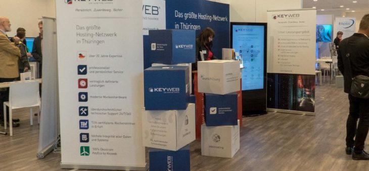 Die Keyweb AG präsentiert die neueste Version des Administrationstools KeyHelp auf der Mitteldeutschen Messe für Digitalisierung – ITLS