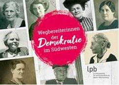"""Neue Internetseite: """"Wegbereiterinnen der Demokratie im Südwesten"""""""