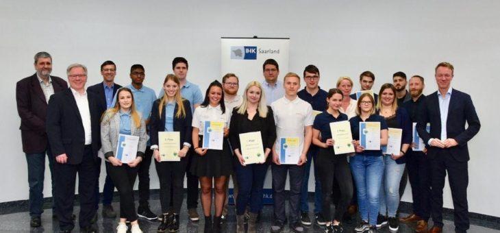 Energie-Scouts 2018/19: IHK zeichnet Landessieger aus