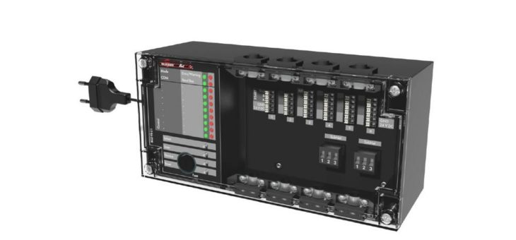 Das Kommunikationssystem Wildeboer-Net: Modular, leicht zu installieren und zu parametrieren