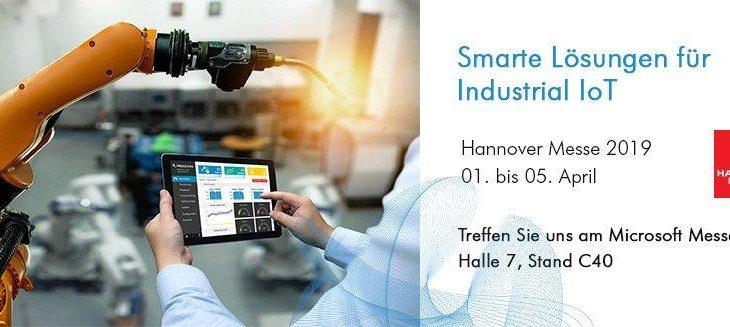 Smarte Lösungen für das Industrial Internet of Things