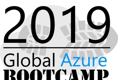Unterstützer des Global Azure Bootcamps 2019