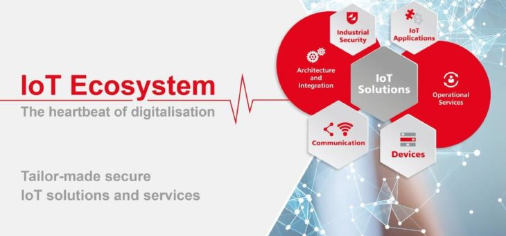 Hannover Messe 2019: Komplexe IoT Projekte mit dem IoT Ecosystem meistern