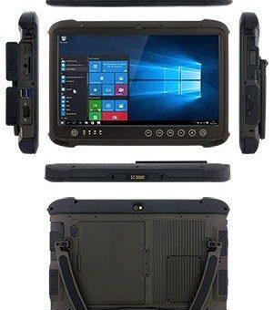 IPC2U präsentiert das M133K – 13.3″ Zoll Rugged Tablet mit 7. Gen. Intel Core Prozessor Upgrade