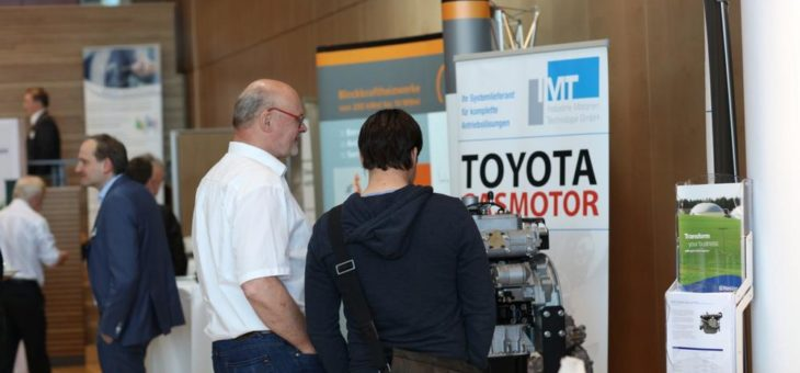Technischen Support für die Entwicklung neuer Aggregate durch IMT Industrie Motorentechnologie GmbH