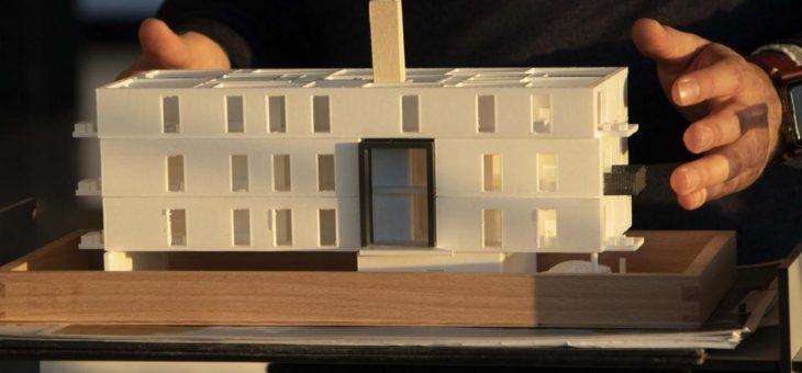 3D Druck in der Architektur: Ein Video-Interview mit Stiller Architekten