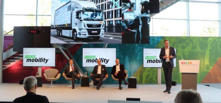 HUSS-VERLAG mit neuen VISION mobility THINK TANKs
