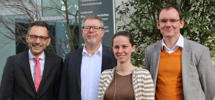 Neue Forschungsgruppe samt Forschungsprojekt MADISA an der Hochschule Worms gestartet