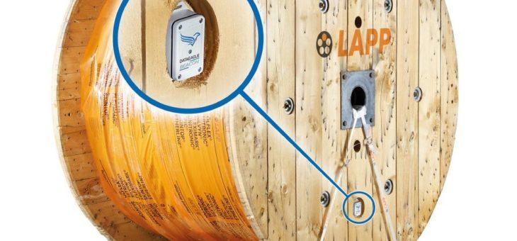 LAPP präsentiert die intelligente Kabeltrommel