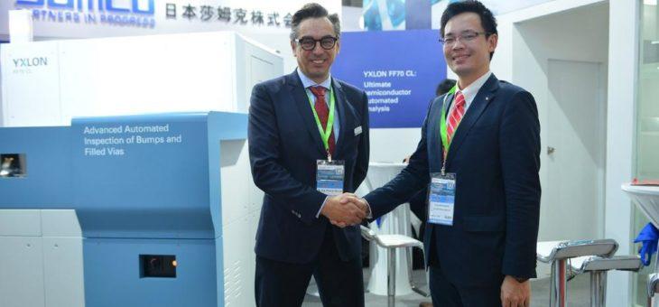 Yxlon und japanische Nagoya Electric Works geben ihre Kooperation für die Halbleiterindustrie bekannt