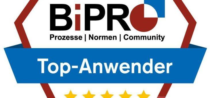 """K&M erhält """"BiPRO-Top-Anwender-Siegel"""