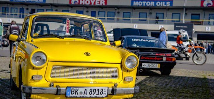 Eintritt frei beim Autofrühling und Tag des Motorsports 2019 in Oschersleben