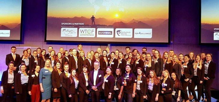 Fachbereich Touristik/Verkehrswesen erfolgreich auf der ITB 2019