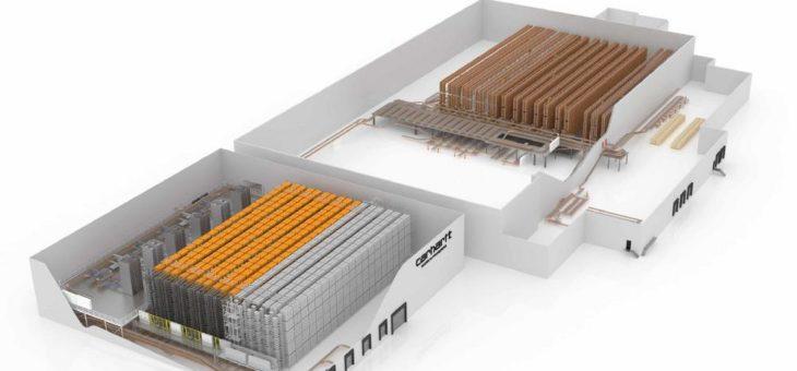 SSI Schäfer erweitert Logistikzentrum von Fashion-Unternehmen Carhartt WIP