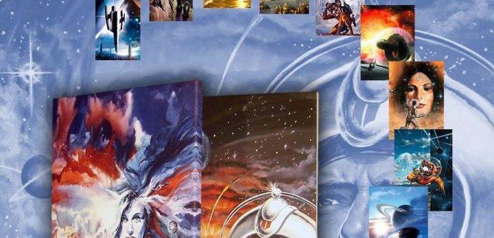 Neue Onlineshops für kunstvolle Wandbilder und Drucke mit Motiven der Perry-Rhodan-Reihe
