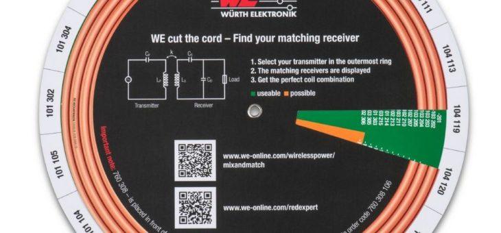 Würth Elektronik eiSos hat den richtigen Dreh für Wireless Power Transfer