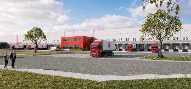 Maßgeschneiderte Logistikimmobilien auf transport logistic