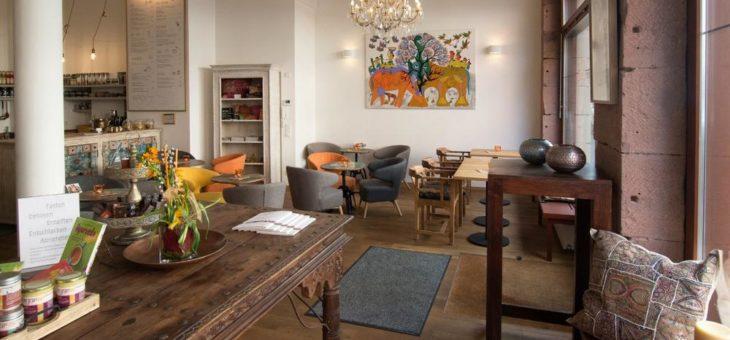 Pop up Gallery im AyurSoul Café & Concept Store in Frankfurt am Main
