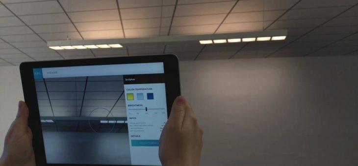 Die Vereinigung von AR und IoT auf der Hannover Messe live erleben: Insider Navigation und AR Automation präsentieren AR Smart Control