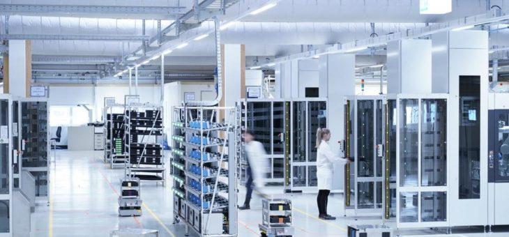 SICK öffnet erste Industrie 4.0-fähige Produktion