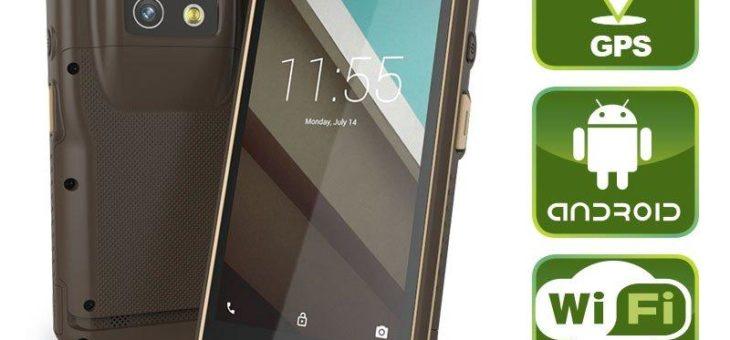 MODAT-550 – Industrieller 5.5″ PDA mit Full-HD Auflösung
