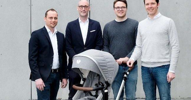 Bonavi Kinderwagen ab sofort bei BabyOne erhältlich