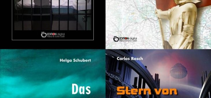 Vom Anfang und vom Ende, Wiedersehen im grauen Berlin und die Rückkehr der Sternenfahrer – Fünf E-Books von Freitag bis Freitag zum Sonderpreis