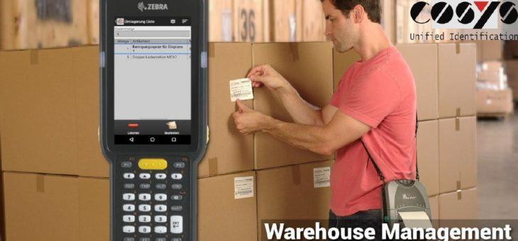 Transparenter Warenausgang mit COSYS  Warehouse Management