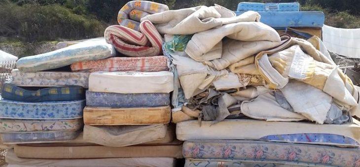 Was passiert mit 30 Millionen Matratzen pro Jahr?