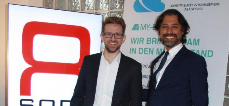 Gemeinsame Ziele: C-IAM GmbH schließt Distributionsvertrag mit 8soft GmbH