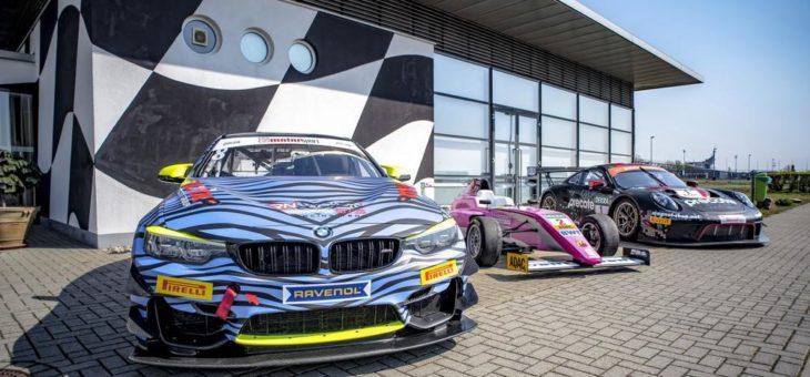 Motorsport Arena stellt Jahresprogramm vor