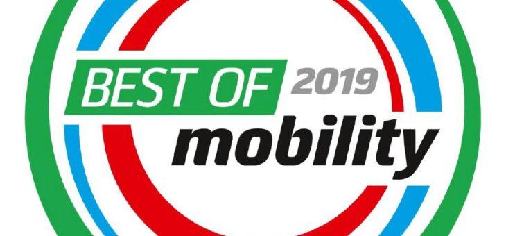 BEST OF mobility: Die neue Leser- und Expertenwahl